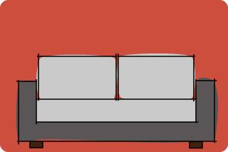 ヒュルスタに合うソファをセレクト